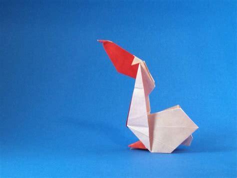 Origami Pelican - pelican juan francisco carrillo gilad s origami page