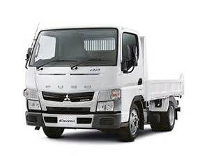 Mitsubishi Fuzo New Fuso Canter 515 City Tipper Fea61br4sfac Manual Trucks