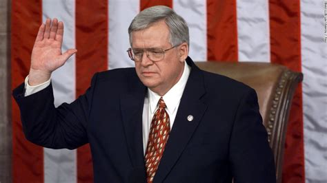 Speaker Of House Of Representatives by Sources Dennis Hastert Cover Up For Sexual Misconduct