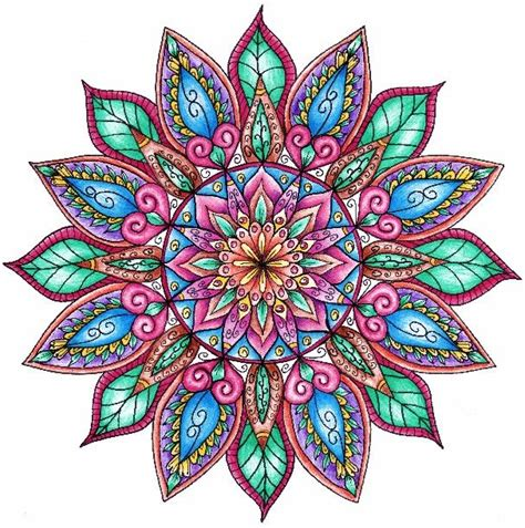mandala design maker your life in a circle creating your own special mandala