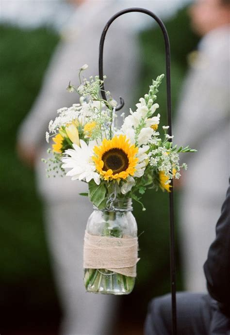 100 bold country sunflower wedding ideas sunflower