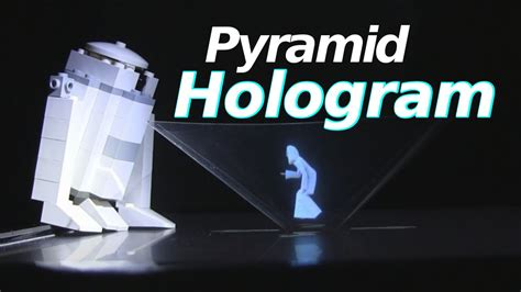maker how it works pyramid hologram how to make how it works with princess