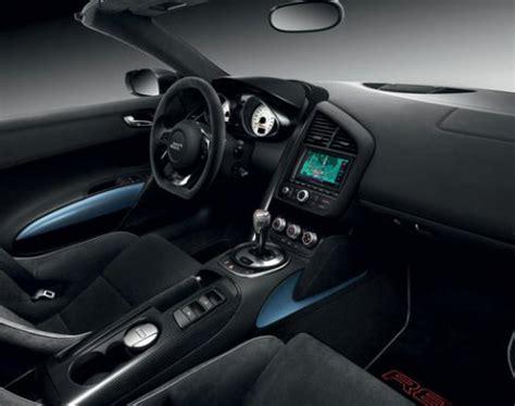 audi r8 interni auto sportiva interni della vettura audi r8 spyder gt