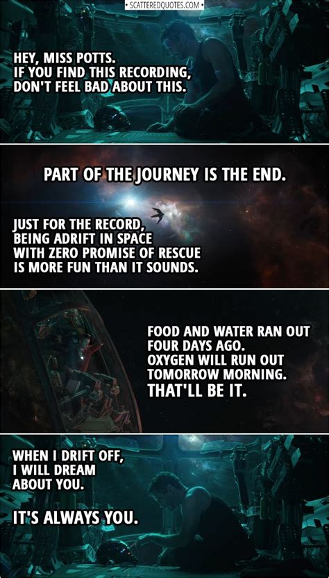 avengers endgame quotes quotes