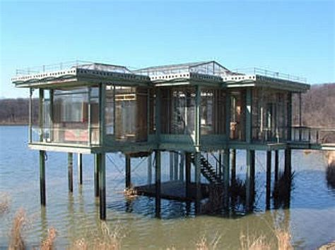 the glass house movie how they built a glass house for quot the lake house quot hooked on houses