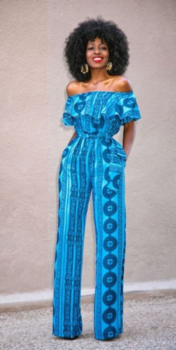 long ankara jumpsuit 50 pictures of the latest ankara jumpsuit styles in 2017