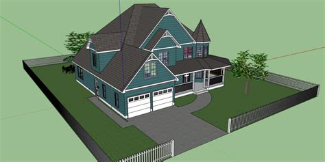 home design using google sketchup google sketchup house by shai2623 on deviantart
