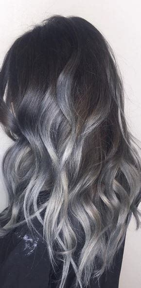 silver gray hair color gray hair mane interest