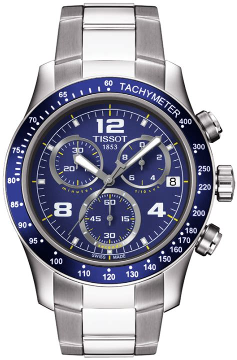 Tissot 1853 Series Kaca Limited Edition t039 417 11 047 02 tissot v8 blue stainless steel