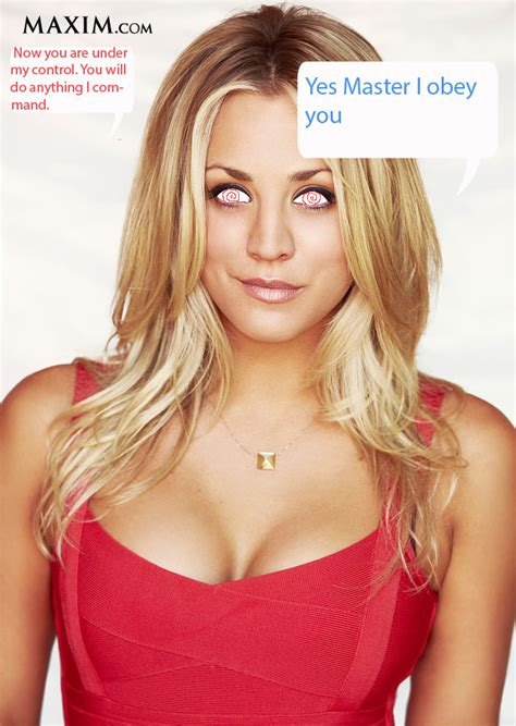 kaley cuoco fakes famousboard page 2 kaley under my control by rantwoffl3 on deviantart