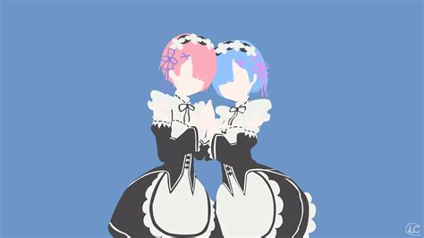 anime zero rem and ram anime related keywords rem and ram anime