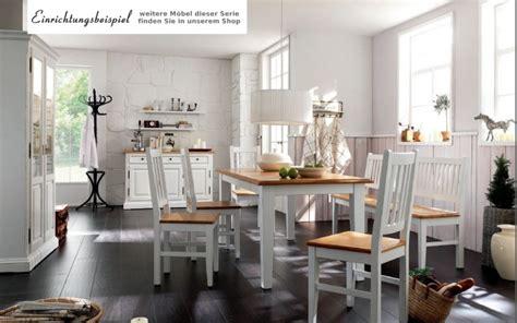 stuhl vintage weiß shabby esszimmer design