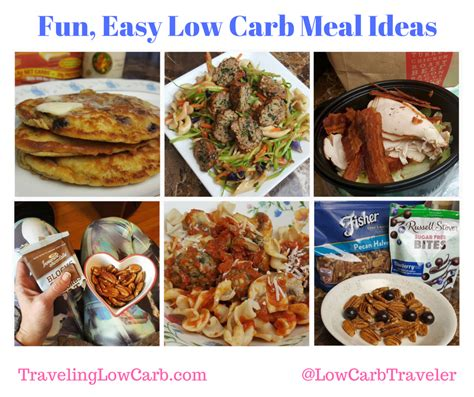 new interesting low carb food ideas low carb diet tips