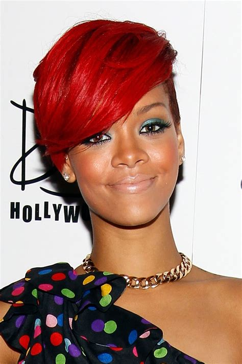 short weave hairstyles for rihanna and haille berry best celebrities with short hair to inspire you