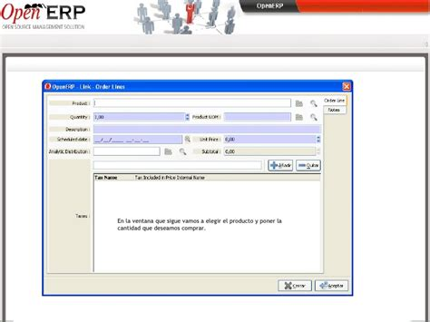 tutorial c ppt tutorial ciclo de compra contra stock open erp 10 ppt