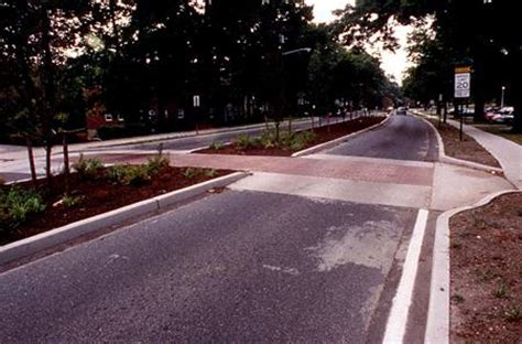 Speed Table by Traffic Calming Images