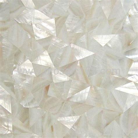 Peel And Stick Backsplash Tiles White Mother Of Pearl Decoration Tile Pm001 Sl Gimare
