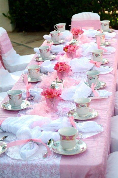 Tea Decor by Best 25 Tea Table Ideas On Tea