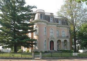 us mansions william s culbertson mansion new albany in