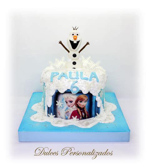publicado por dulces personalizados en 1215 dulces personalizados tarta frozen paula