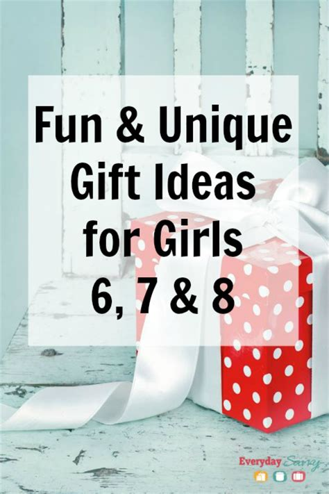unique gift ideas for women fun unique gift ideas girls ages 6 7 8
