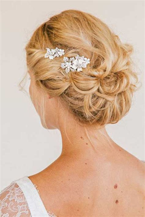 Wedding Hairstyles With Comb by 25 Best Hair Updos 2015 2016 Hairstyles Haircuts