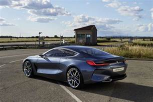 Bmw Coupes Bmw 8 Series Coupe Returns After A 19 Year Hiatus