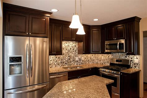 remodeled kitchen kitchen remodeling minneapolis saint paul remodel