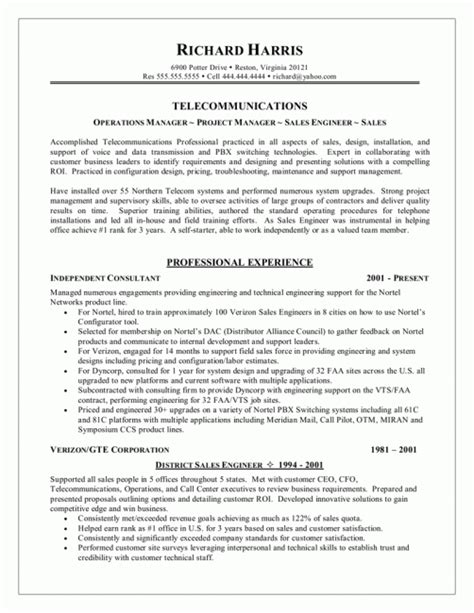 Soft Skills For Resume by Soft Skills Resume Exle Resume Sle