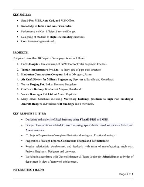 design engineer skills design engineer resume 2
