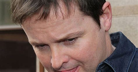 declan donnelly hair transplant declan donnelly s hair makes a comeback but pals say he
