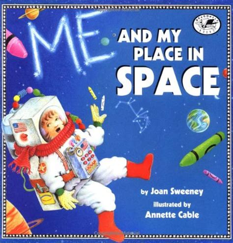 A Place Children S Book Space Books For The Crafting