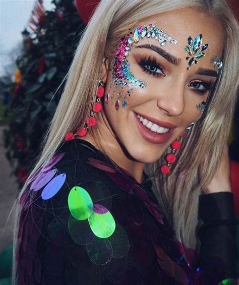 makeup festival makeup essentials for festivals glitter makeup