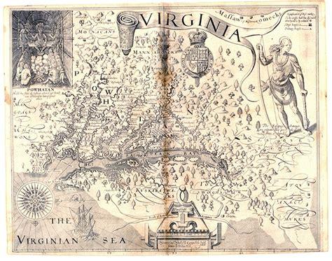 Early Modern Virginia history of jamestown