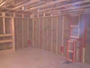 vapor barrier basement wall basement framing tips and tricks
