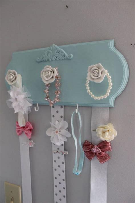Baby Shower Holders by Hair Bow Holder Hair Bow Organizer Nursery Decor