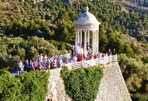 side wedding venues uk cliff side wedding venue in majorca spain destination weddings and honeymoons