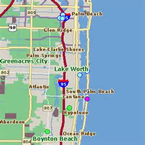 map lake worth florida lake worth fl pictures posters news and on your