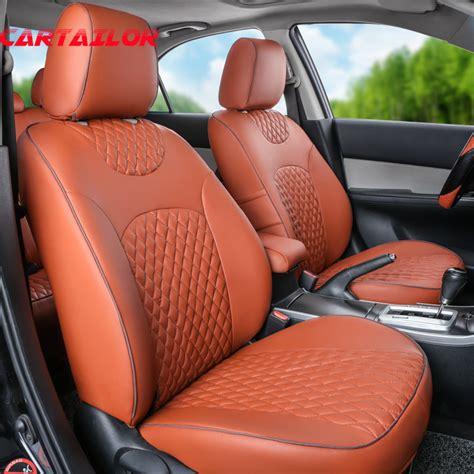 car seat cover or snowsuit cartailor new pu leather seat cover for toyota estima