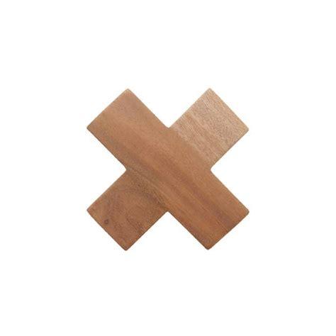 hk living kapstok kapstok kruishaak hk living hout puur basic interieur