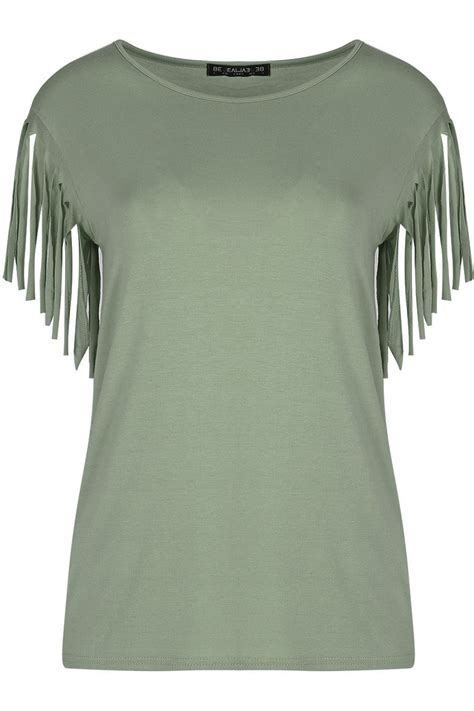 Fringes Shirt womens fringe summer sleeve blouse casual top t shirt