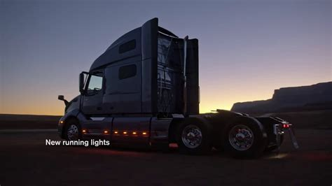 volvo commercial volvo trucks the vnl exterior walkaround
