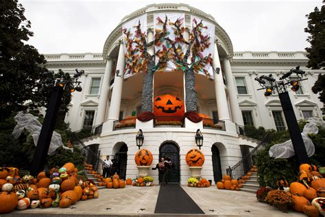 halloween house halloween at the white house