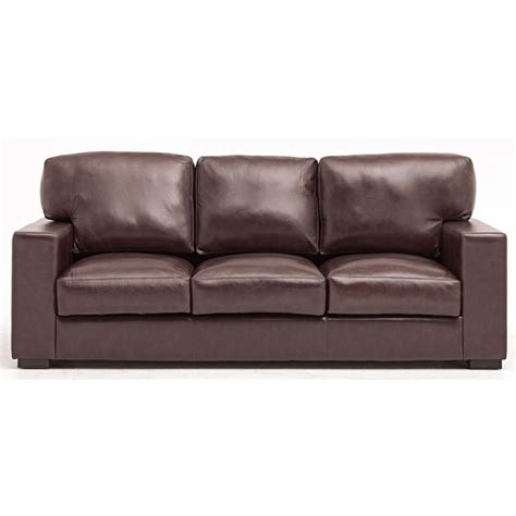 domayne sofas furniture lounges leather lounges mosman 3 seater