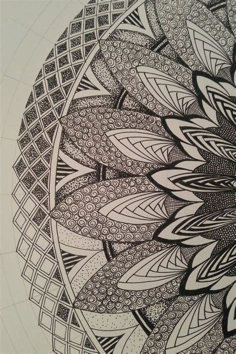 Drawing Zentangle by 962 Best How To Draw Zentangles Images On