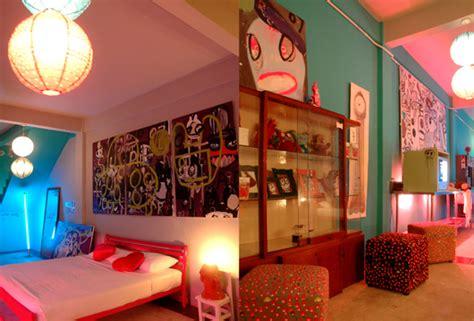 theme love hotel bangkok the best art hotels in asia wanderarti