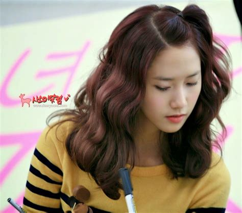 Yoona Hairstyle by Hairstyle Yoona Shape Hairstyle Easy To Do At Home