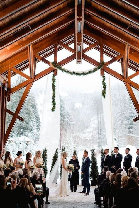 winter weddings on a budget 40 amazing winter wedding ideas for couples on a budget
