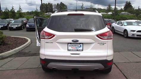 14 ford escape 2013 ford escape white platinum metallic stock 14