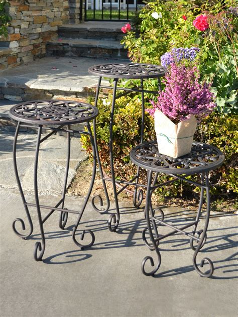 metal plant stands plant stands gardeners supply